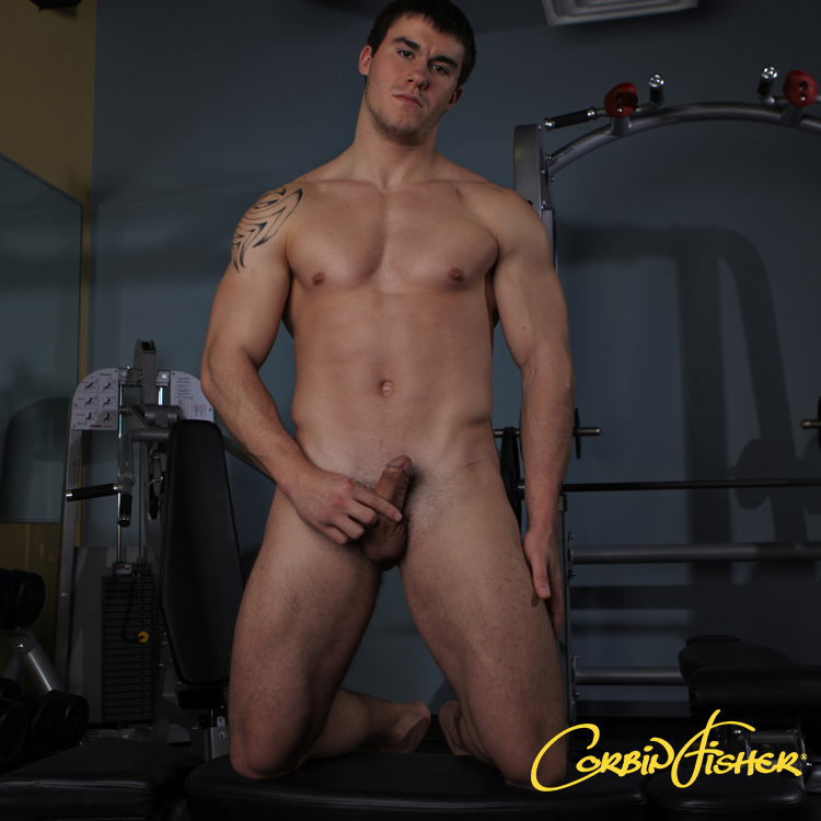 Teen Shemale Jerking Off
