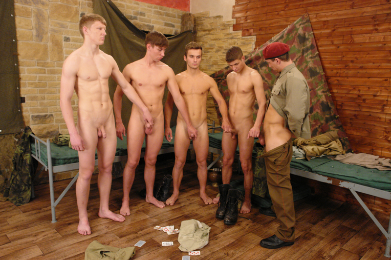 from Aarush gay euro military menn
