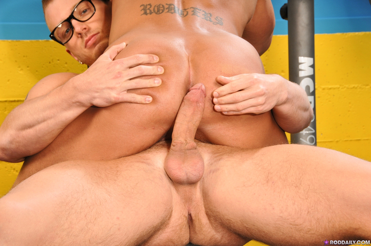James Huntsman And Rod Daily Gay Porn