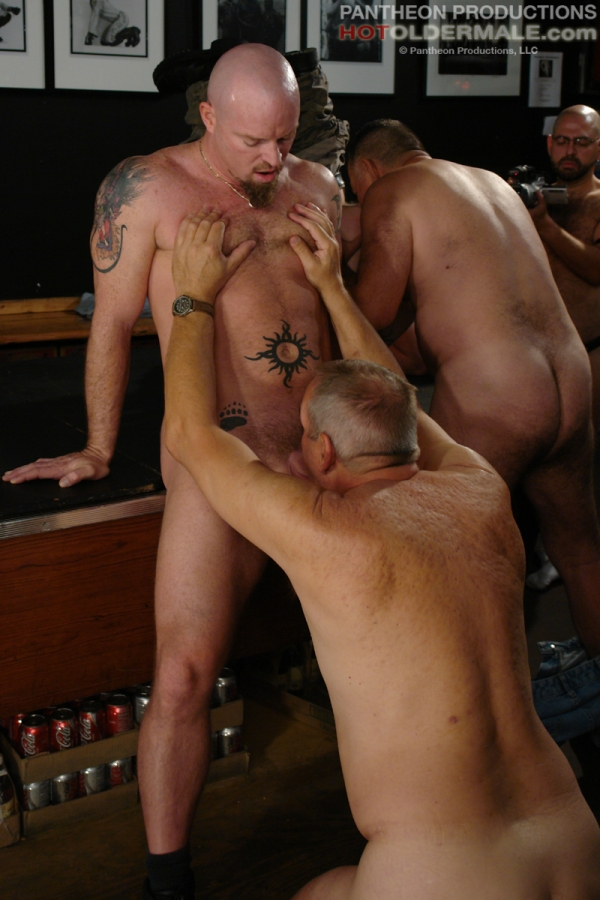 Randy Gay Guys In Tats Sucking
